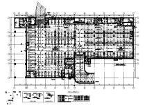[广州]职业学院综合楼给排水施工图设计2019