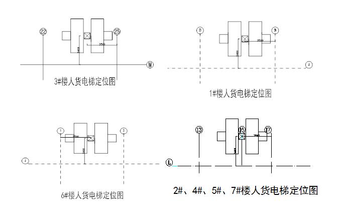 二层升降机安拆方案资料下载-[郑州]高层住宅施工升降机安拆专项施工方案