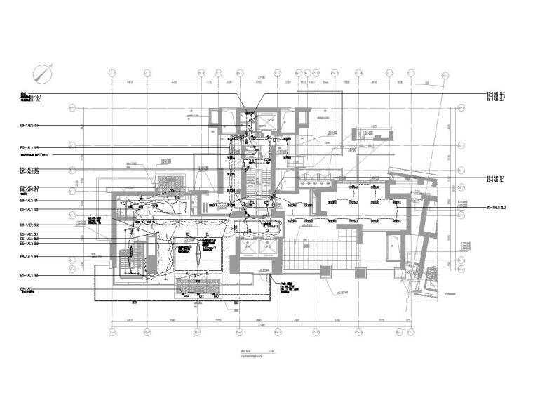 [广州]农村改造项目电气施工图(212张)