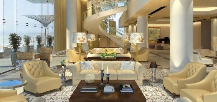 欧式二层豪宅资料下载-67亿亚洲超贵豪宅曝光!装修花掉10亿