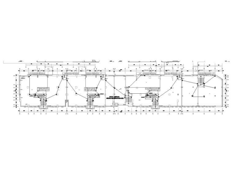 贵州综合建筑体电气施工图[含变电所计算书]