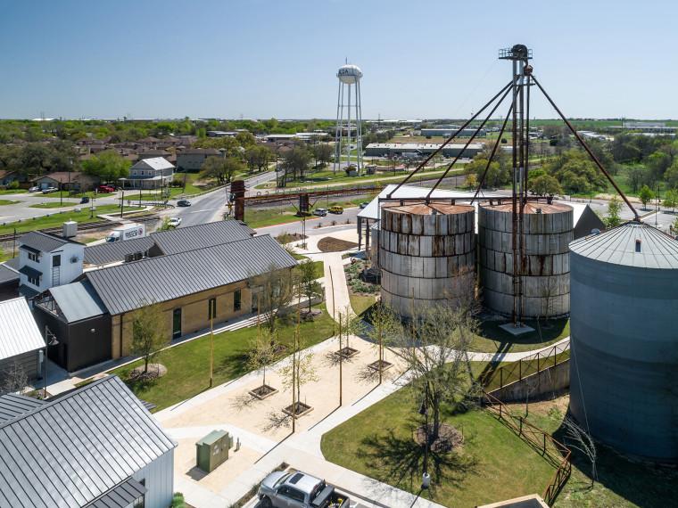 美国Buda磨坊和谷物公司园区翻新