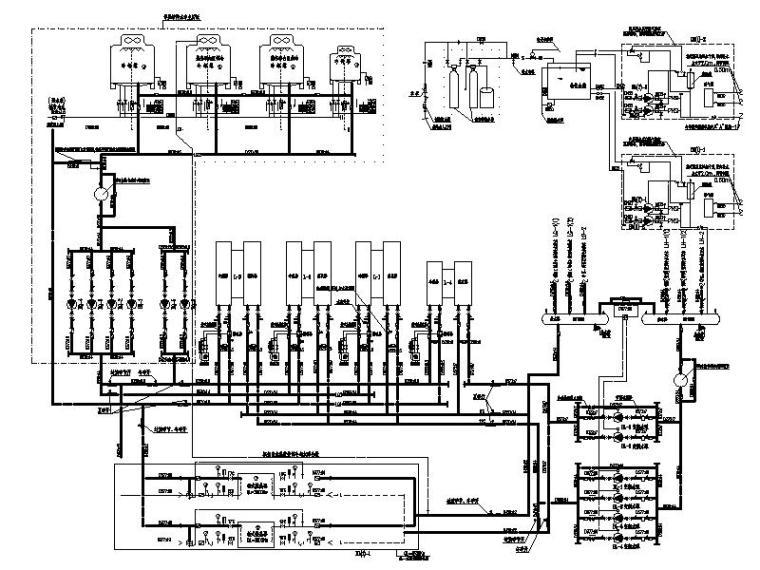 供冷系统原理图