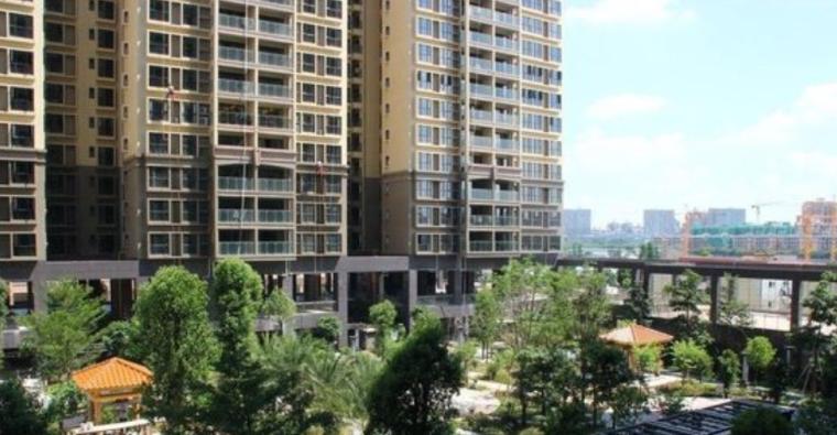 [广东]高层住宅楼工程施工组织设计(2016)