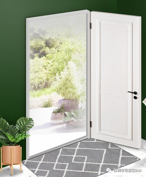 Revit门族与门的角度参变_1