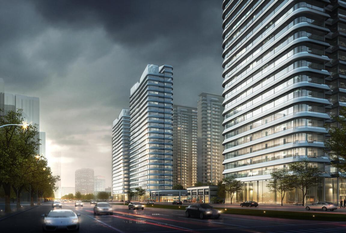 [云南]知名企业住宅规划建筑方案设计