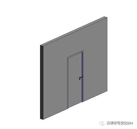 Revit门族与门的角度参变_20