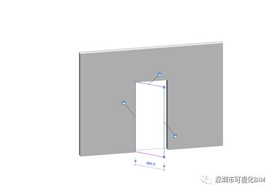 Revit门族与门的角度参变_24