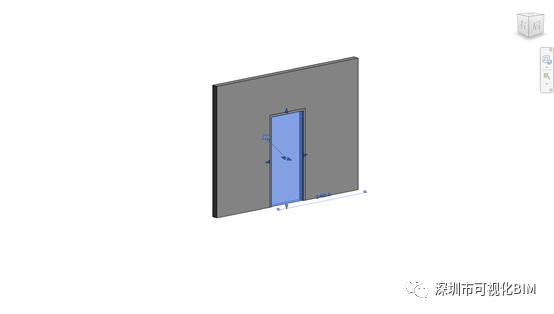 Revit门族与门的角度参变_18