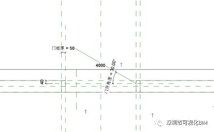 Revit门族与门的角度参变_22