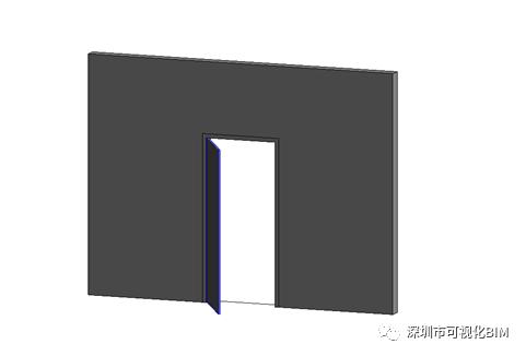 Revit门族与门的角度参变_25