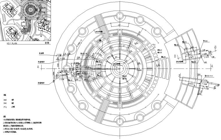上海某住宅小区景观设计电气施工图
