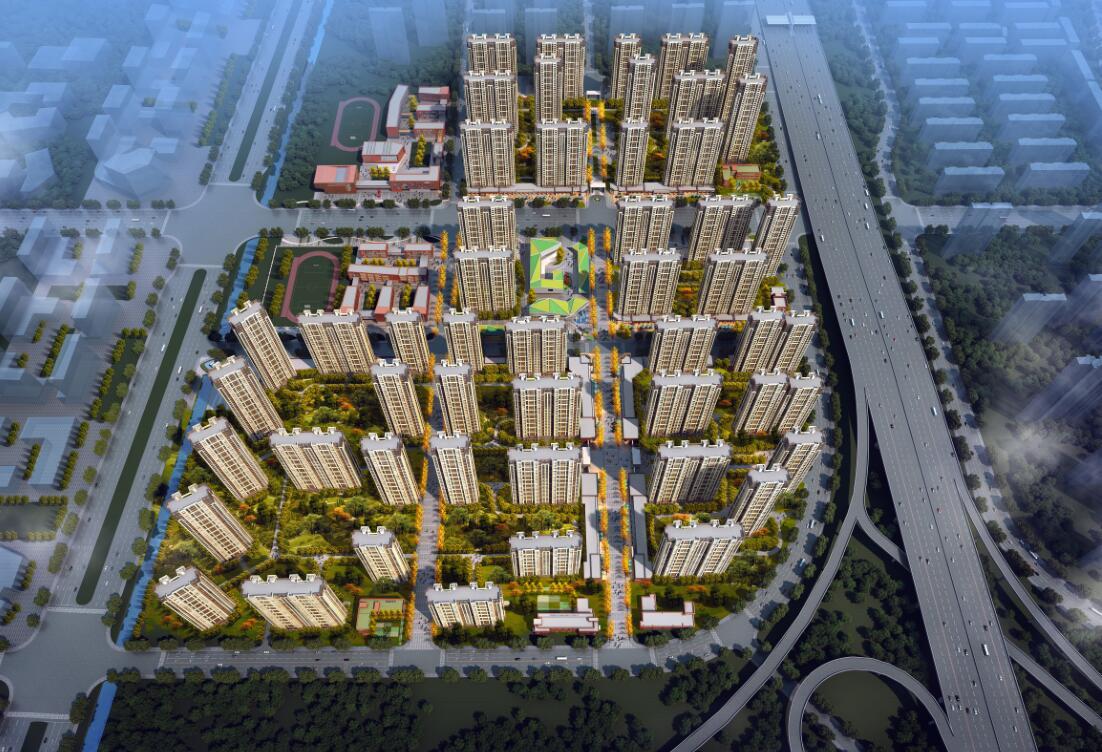 [湖北]武汉现代风格豪宅建筑方案设计