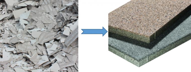 海绵城市又一新型材料:CT花岗岩透水板