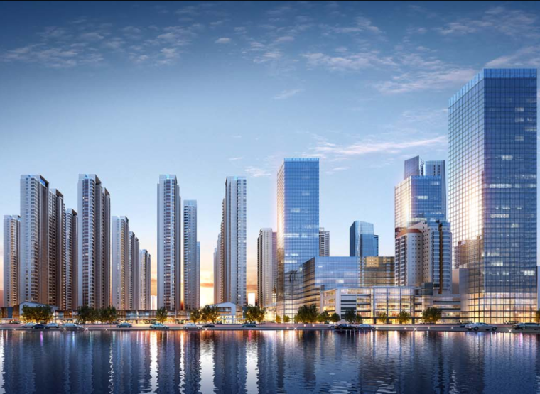 [云南]昆明超高层住宅建筑方案设计