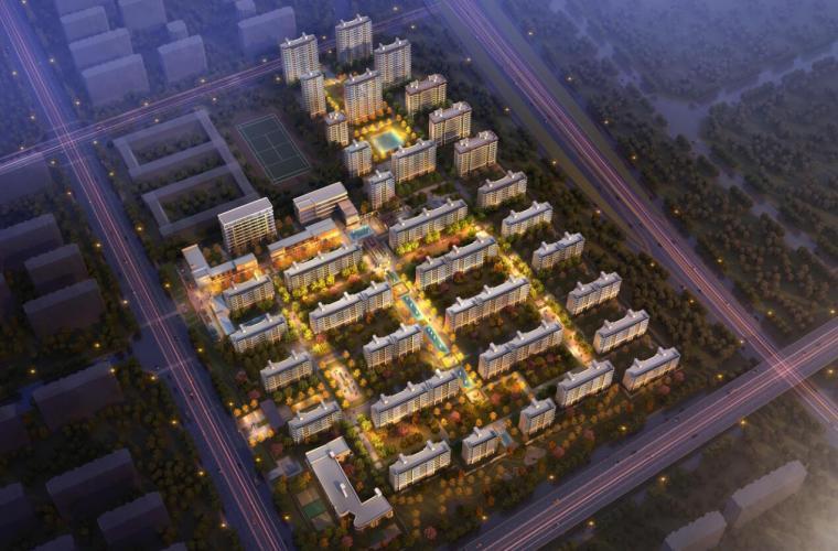 东方雅致现代典雅时尚中式住宅方案设计