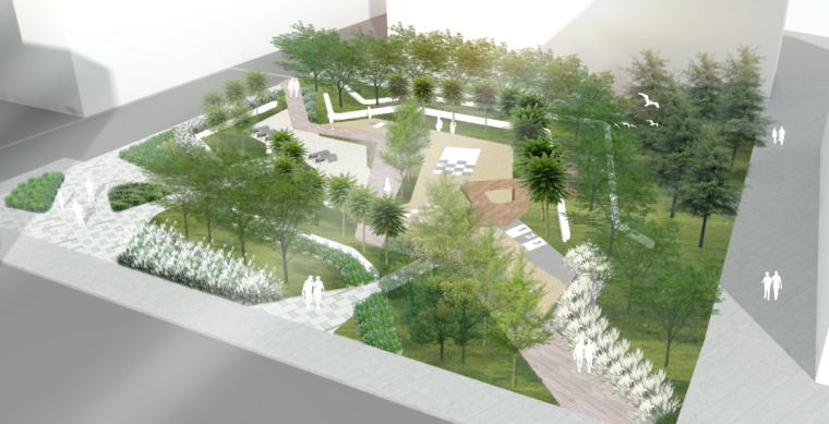 湿地公园效果图PSD (6)