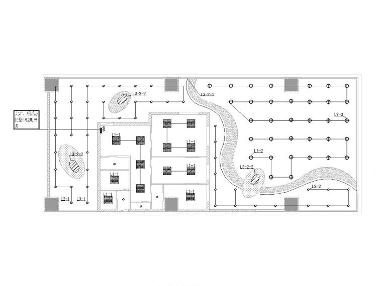 [天津]知名呷X火锅店装饰配套电气设计图纸