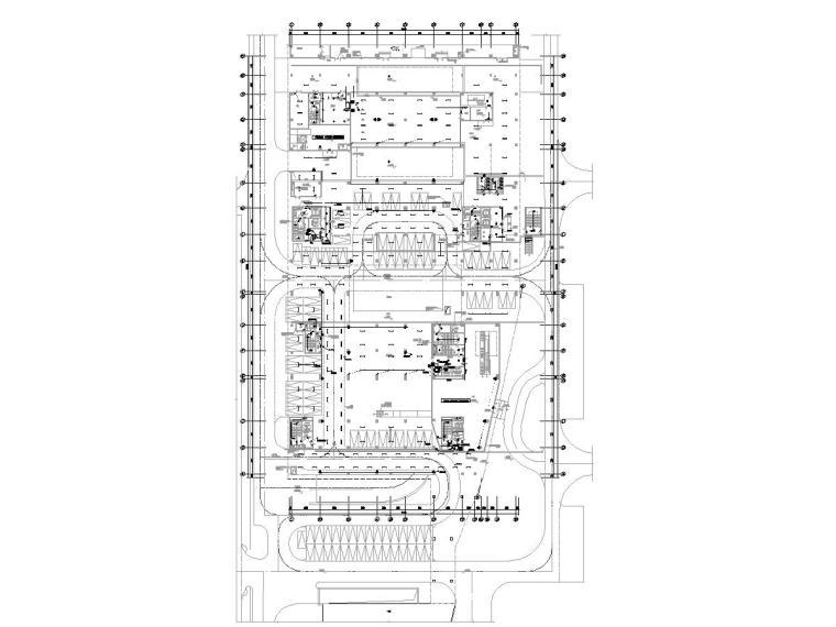 [广东]某著名研究院高层办公楼电气施工图