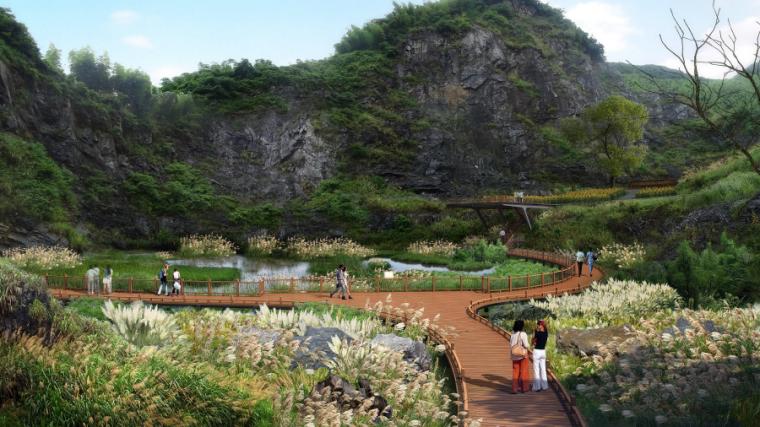 矿坑花园2