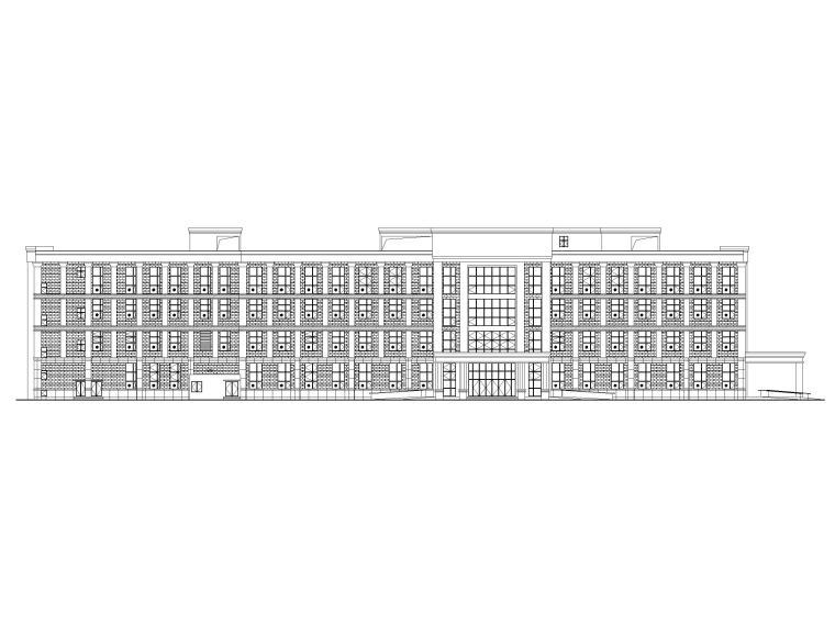 [江西]妇幼保健院门诊楼住院楼建筑施工图