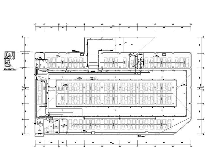 [山西]某高等专科学校建筑群电气施工图