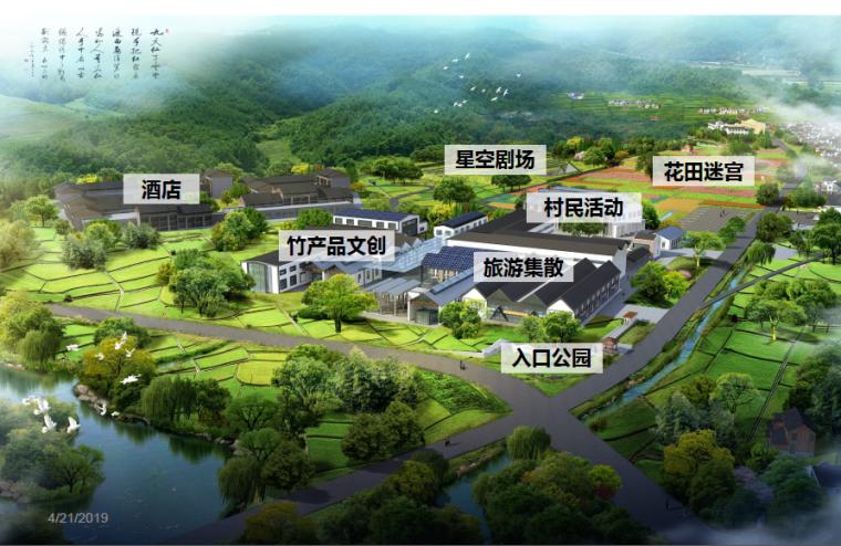 [浙江]湖州生态美丽乡村景观设计方案