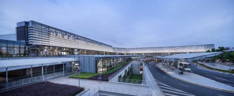 虹桥国际机场T1航站楼改造赏析