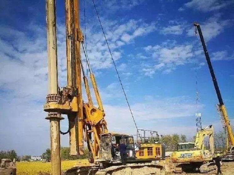 墩台基础钻孔灌注桩施工方案