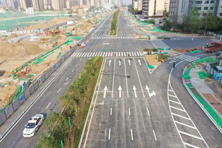 [郑州]快速通道工程施工质量计划