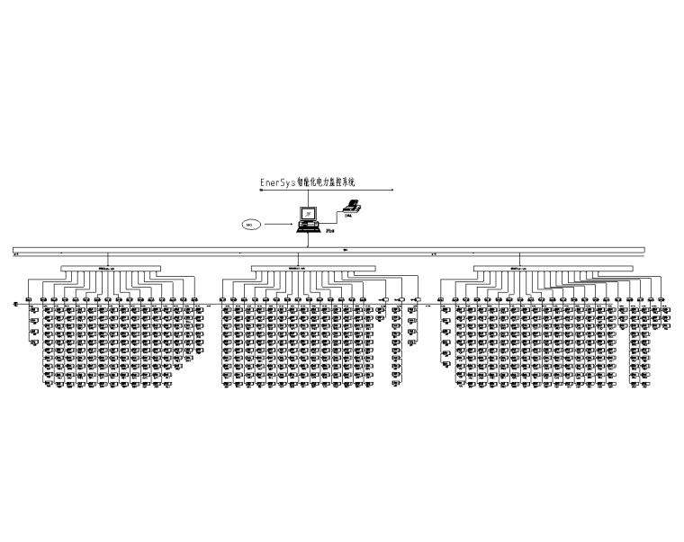 电力监控系统图