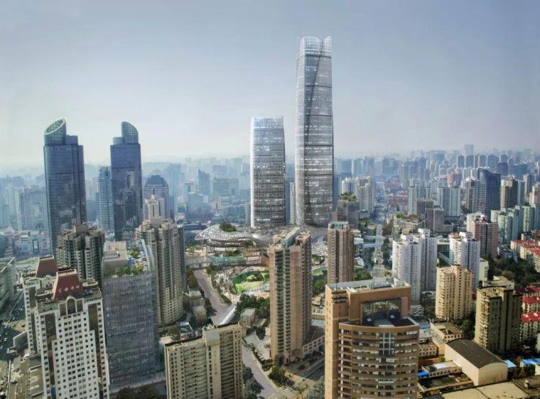 浦西第一高楼,上海最深房建基坑施工有多难?
