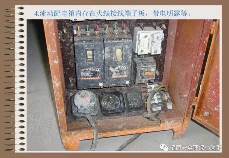 施工现场76种典型违规用电,有图有真相!_4