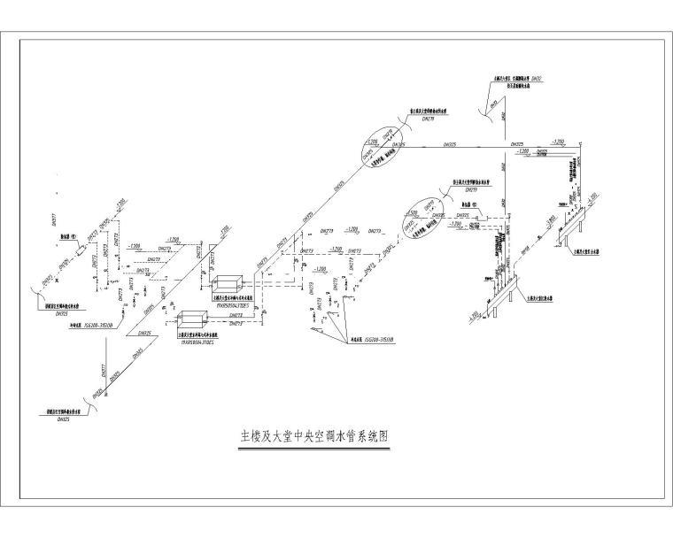 [河南]某高层酒店暖通设计图