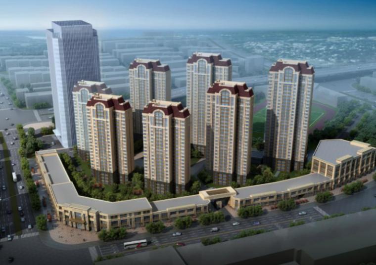 [天津]住宅地下人防工程施工组织设计(82页)