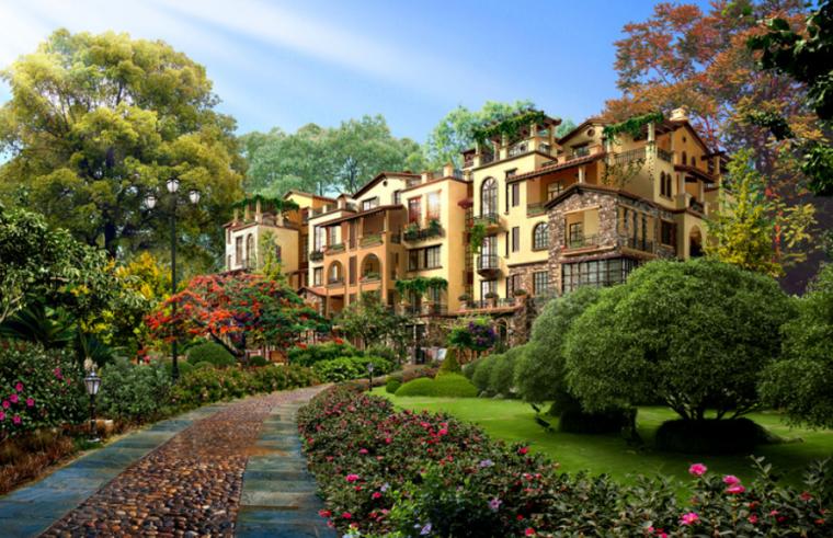 园林景观工程施工组织设计
