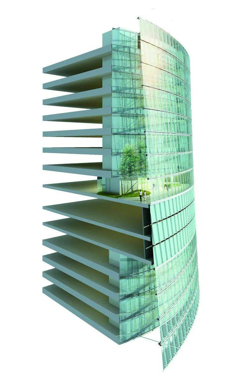 上海中心大厦的结构学解读_5