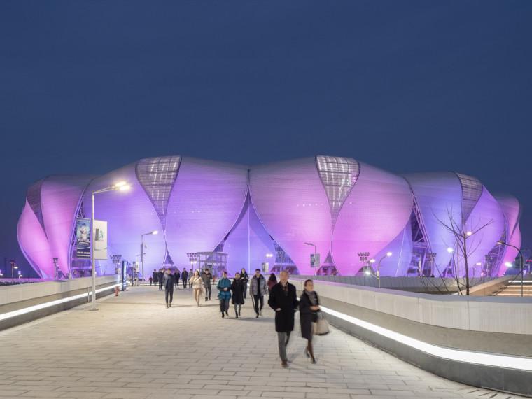 中建丨山东青岛会展中心全专业施工组织设计