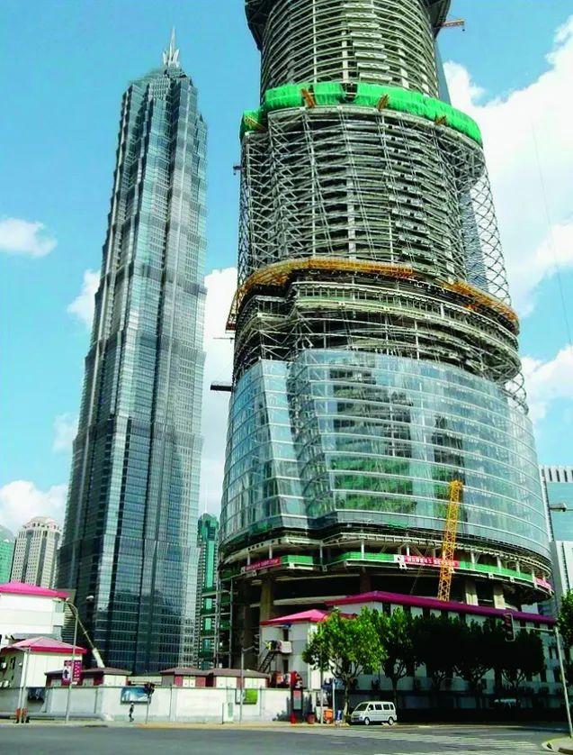 上海中心大厦的结构学解读_9