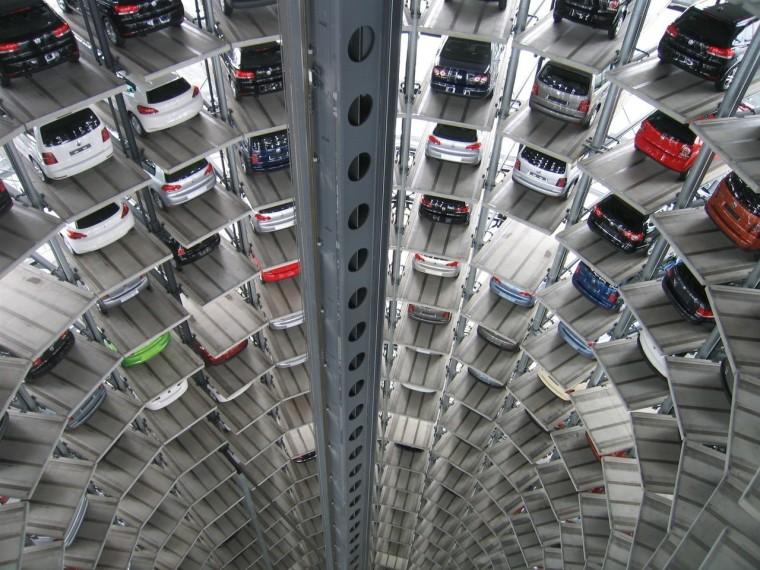 实用:完整的停车场管理系统设计方案模板