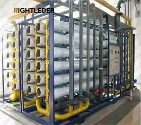 电镀行业用中水回用设备应用膜生物处理技术