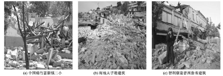 砌体结构震害