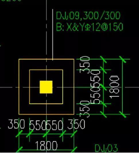 独立基础底部配筋构造及计算_4
