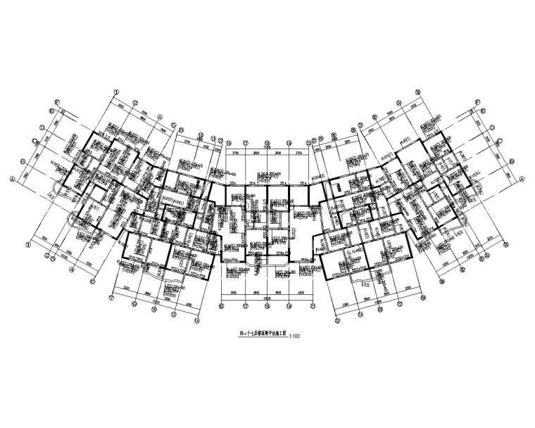 结构配筋图2