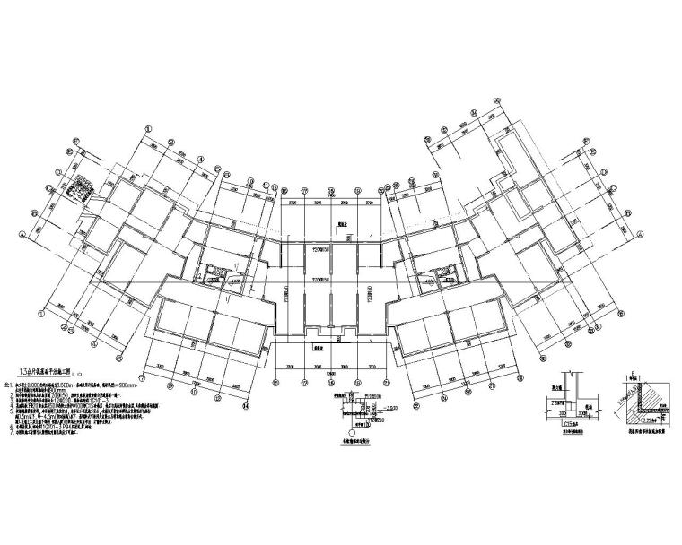 基础布置图2