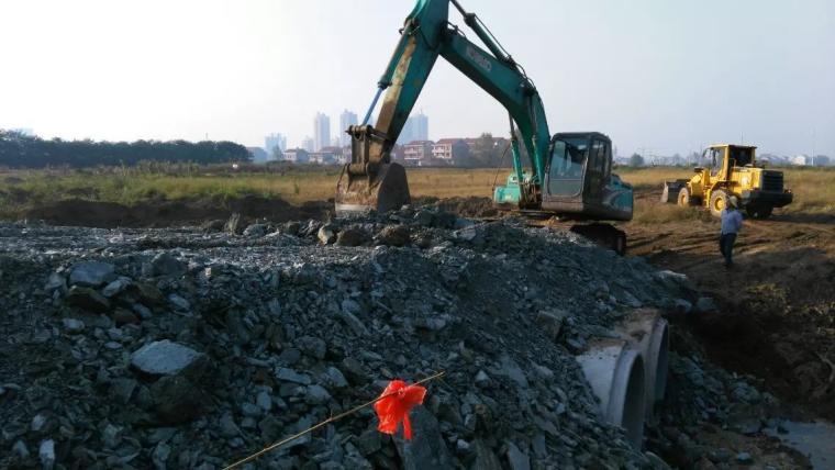 [海南]农村道路硬化工程施工策划书