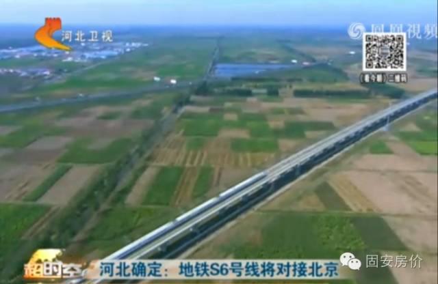 总投资6500亿!京津冀城际铁路网规划大全_8