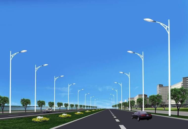 电子监控设备建设工程资料下载-道路基础设施及监控设备建设工程监理大纲