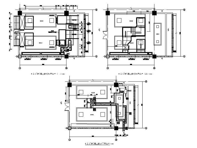 空调机房详图(七)