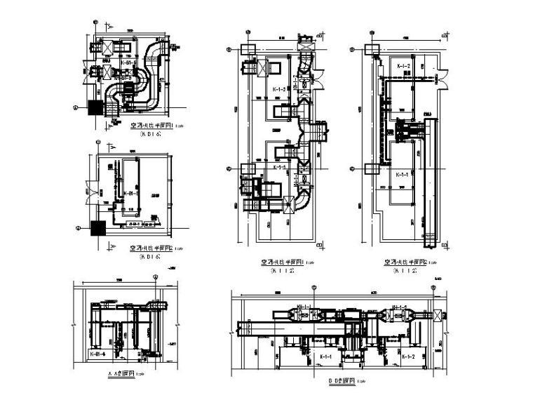 空调机房详图(五)